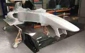 Automotive Carbon Fibre Products