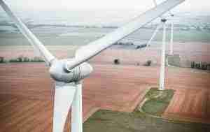 Renewable energy and wind carbon fibre