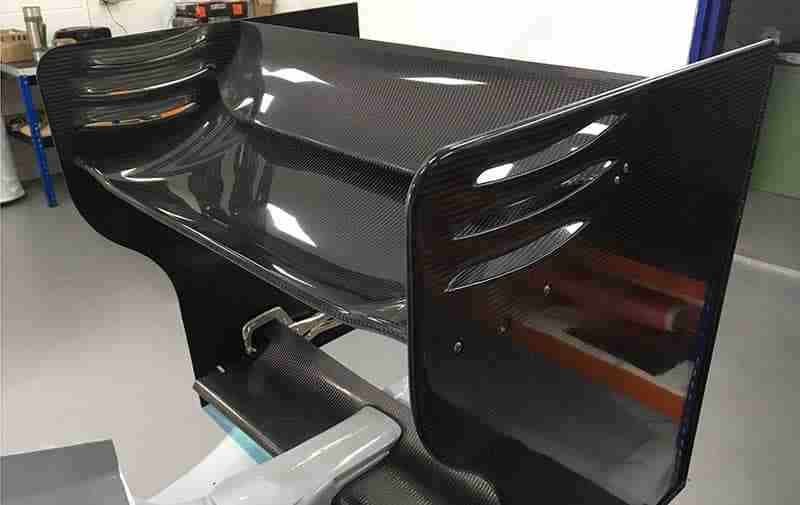 Carbon Fibre Components for Autosport