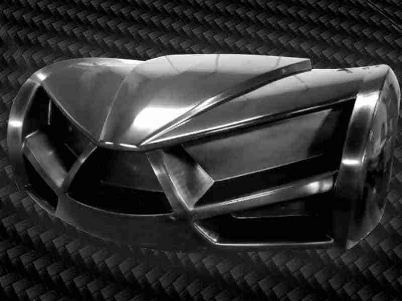 Carbon Fibre automotive project