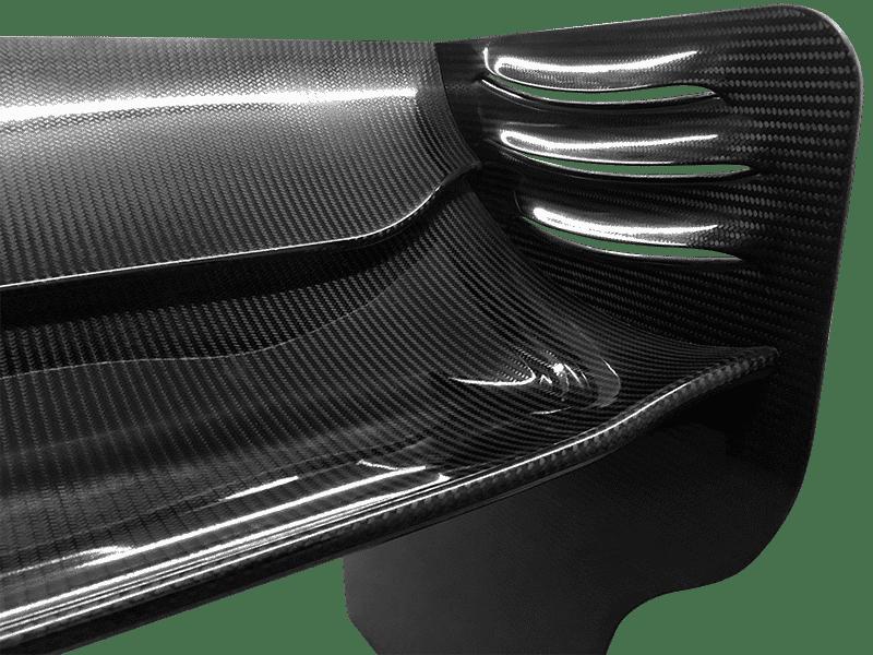 Carbon Fibre Product design in progress